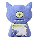Hasbro Sincerely Uglydolls Party On Ugly Dog Stuffed Plush Toy, Inspired by The Uglydolls Movie, 8' Tall
