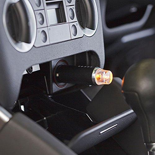 ドライブタイムレザー 単品(本体のみ) drive time leather 車用アロマディフューザー [アクセサリーソケッ...