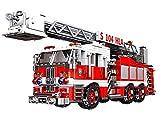 XingBao XB-03031 Fire Fighting Feuerwehr amerikanische Drehleiter
