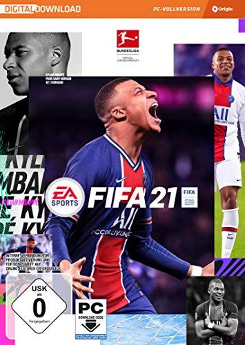 FIFA 21 (Code in der Box - enthält keine CD) - [PC]