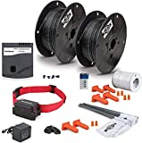 PetSafe Stubborn Dog Ultimate In-Ground Fence Kit with 1000 feet of 16 Gauge Wire - Heavy Duty Wire - for Dogs - 1-Acre Boundary - Ultimate DIY Kit from The Parent Company of Invisible Fence Brand