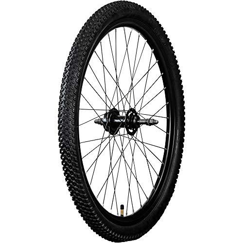 Zündapp MTB Laufradsatz Blue 5.0 24 26 28 Zoll Komplettrad vorne hinten Set Rad (hinten, 28 x 1,95)