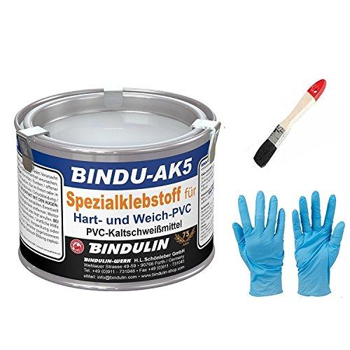 Bindu-AK5 PVC-Kleber hart- und weichkleber (350 Gramm)