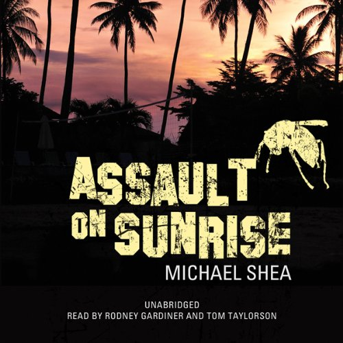 Assault on Sunrise copertina