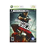 New Ubisoft Tom Clancy's Splinter Cell Conviction Strategy Game Xbox 360 Excellent Performance
