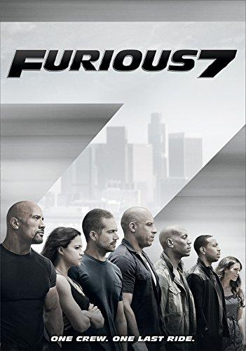 ワイルド・スピード SKY MISSION (2015) Furious Seven