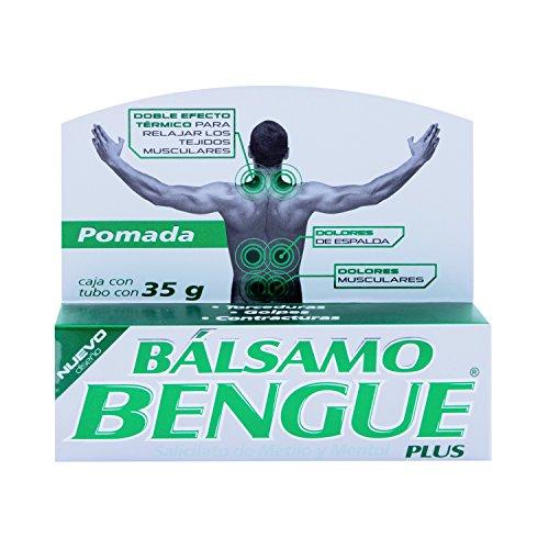 Pomada Antiinflamatoria  marca Bengue