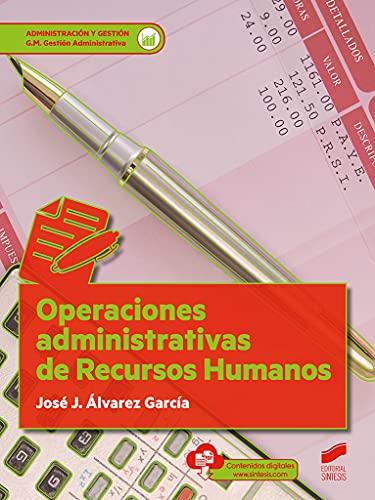 Operaciones administrativas de Recursos Humanos: 25 (Administración y Gestión)