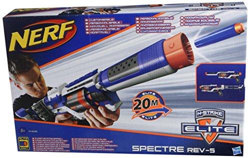 nerf alpha trooper Nerf N-Strike Rev-5