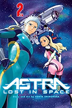Astra Lost in Space, Vol. 2: Star of Hope by [Kenta Shinohara]