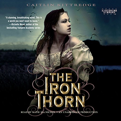 The Iron Thorn audiobook cover art