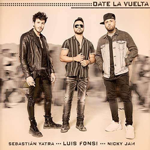 Luis Fonsi, Sebastián Yatra & Nicky Jam
