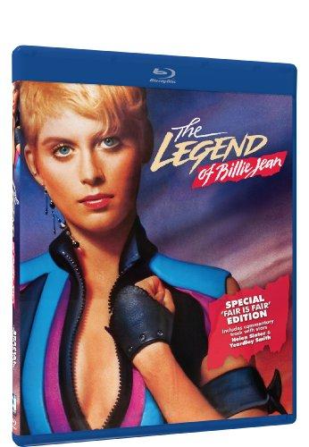 Legend of Billie Jean: Fair Is Fair Edition [Blu-ray]