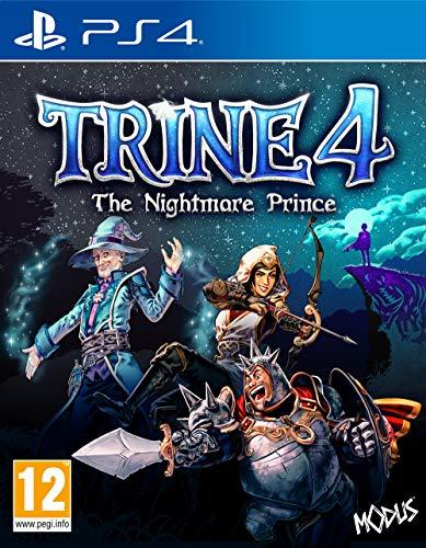 Jogo Trine 4: The Nightmare Prince PS4