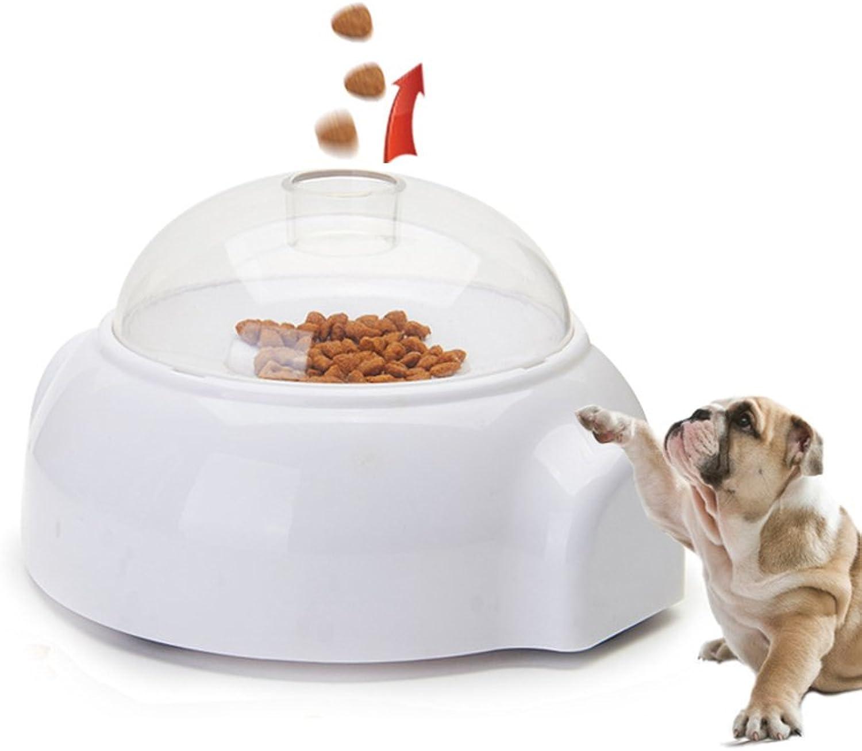 Puzzle Dog Bowl Treat Popup Dog Toys Dog Training Intelligence Bowl by HongYH