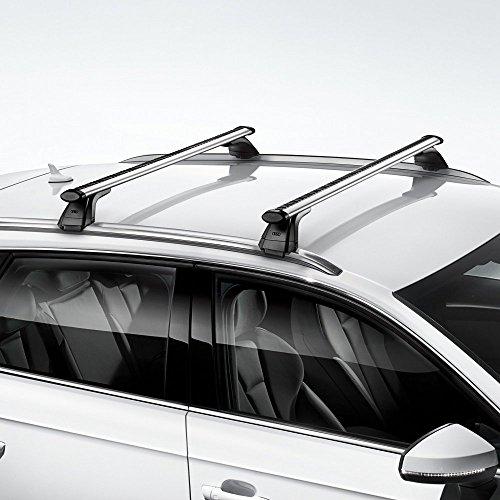 Audi 4G9071151A dakdrager dakbagage originele basisdrager, alleen voor voertuigen met dakrails, alleen voor Avant