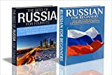Travel Guide Box Set #12: The Best of Russia for Tourists & Russian for Beginners (Russia, Russian, Russian Guides, Teaching Russian, Learn Russian, Russia ... Language, Speak Russian) (English Edition)