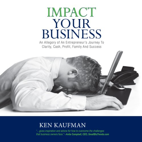Impact Your Business audiobook cover art