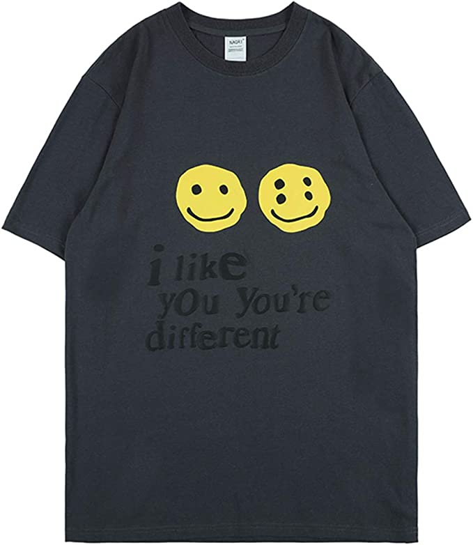 13 opiniones para Travis Scott Kanye I Like You You're Different Camisetas T-Shirts