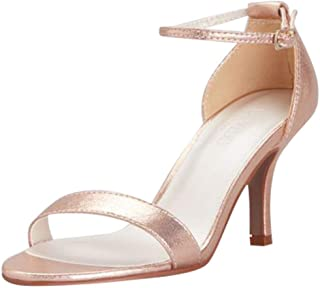 d6b083e815b David s Bridal Single Strap Sandal Style NAYOMI