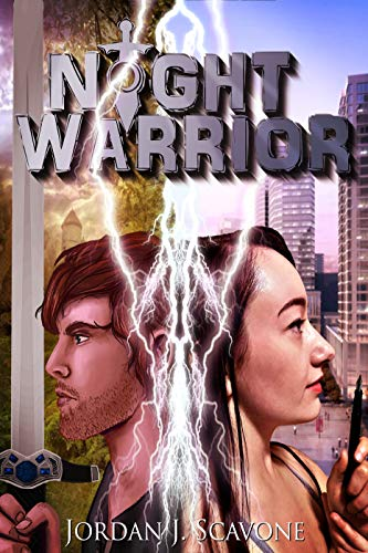 Night Warrior by [Jordan J. Scavone]