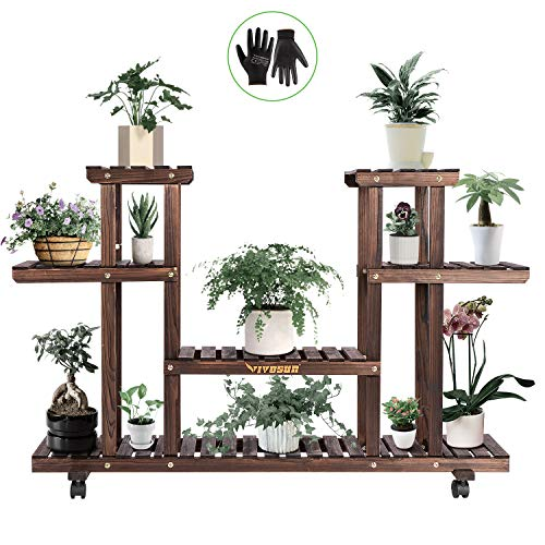 Plant Display for Indoor or Outdoor Garden Lawn