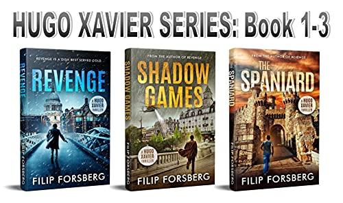 The Hugo Xavier Series: Book 1-3 (The Hugo Xavier Box-set 1) (English Edition)