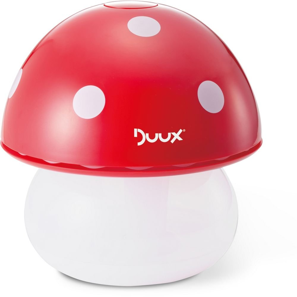 Duux Mushroom Humidifier Red.: Amazon.co.uk: Kitchen & Home