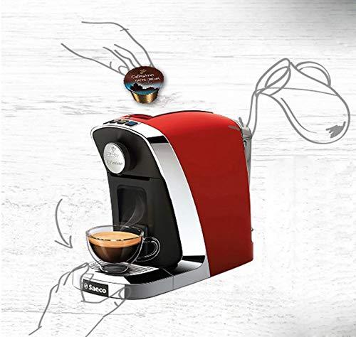 IMBM Tchibo koffiecapsule voor de kleine machine, voordelige automatische start