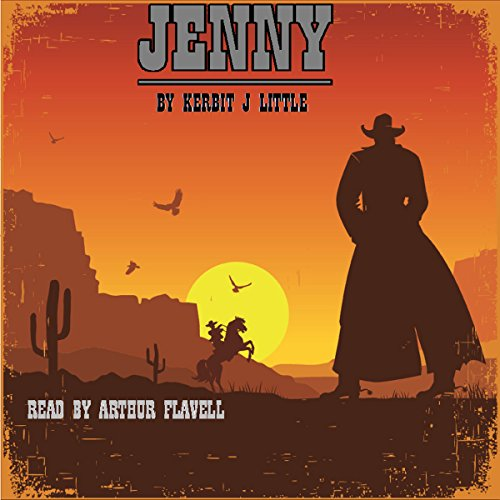 Jenny audiobook cover art