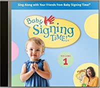 Baby Signing Time Songs 1: It's Baby Signing Time