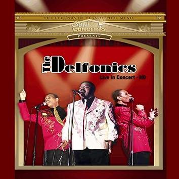 Delfonics Live On Tour