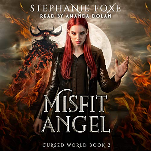 Couverture de Misfit Angel
