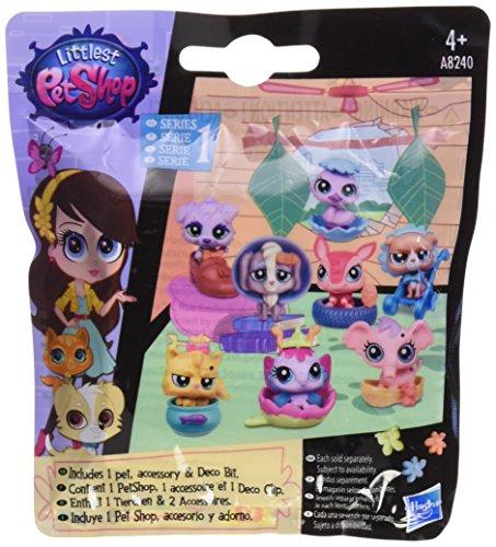 Hasbro European Trading B.V. Littlest Pet Shop a8240eu4 – überraschungstierchen, Figurines