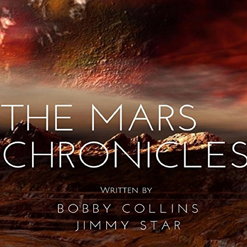 The Mars Chronicles audiobook cover art