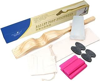 Barra de ballet soporte acero inoxidable 190/Mm De Distancia de Pared para atornillar