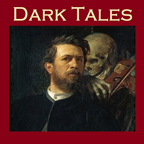 Dark Tales audiobook cover art