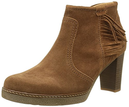Gabor Shoes 55.753 Damen Kurzschaft Stiefel, Braun (Ranch 14), 39 EU (6 Damen UK)