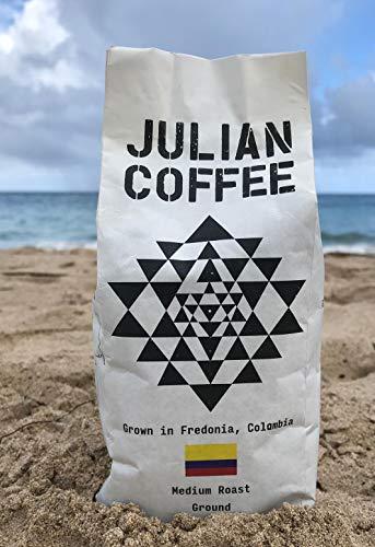 Colombian Organic Specialty Grade Coffee, shade grown, single origin, Julian Coffee (Beans)