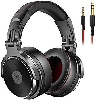 OneOdio Pro-50 Adapter-Free Over Ear Wired Headphones with Mic