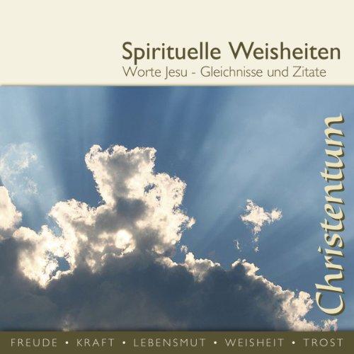 Worte Jesu - Gleichnisse und Zitate audiobook cover art