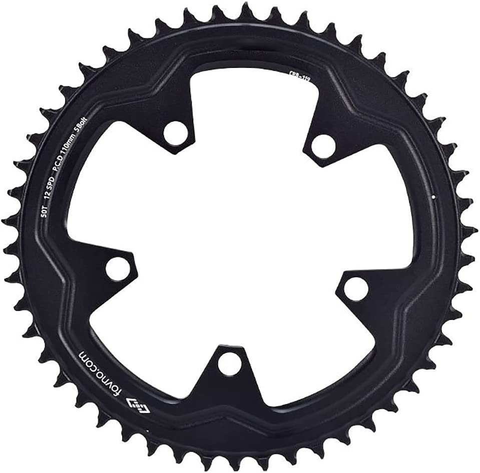 YonCog Wide Chainring 110BCD 5 ☆ very popular Weekly update 40T-58T Bolts Single Chainri Bike 5