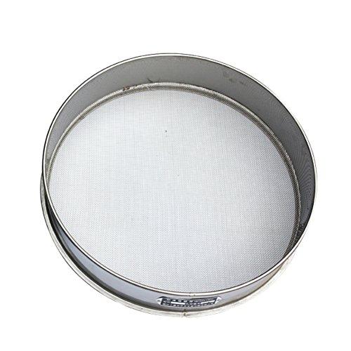 Bestonzon - Tisane Pollen extractor de harina apilable de acero inoxidable, 100 micras