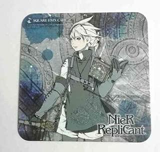 NieR Automata Replicant / Gestalt Coaster Nier Square Enix Cafe Limited c F/S