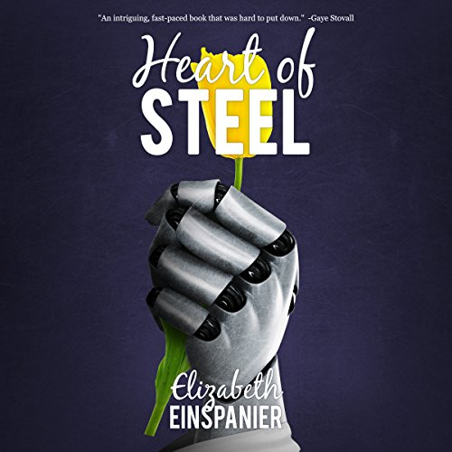 Heart of Steel audiobook cover art