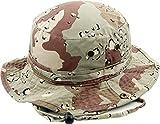 KB-BUCKET2 DES The Go-to Boonie Hat for OUTDOOR Activities Desert one...
