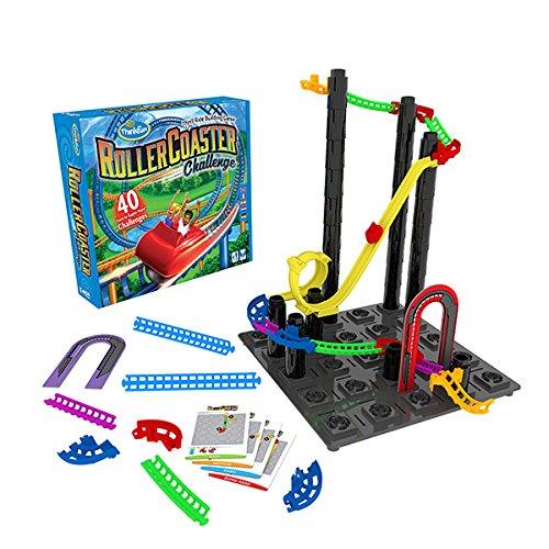 ThinkFun Roller Coaster Challenge multilinguale Version