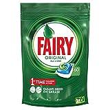 Fairy Original Todo en 1 Cápsulas de Lavavajillas - Pack de 60Unidades