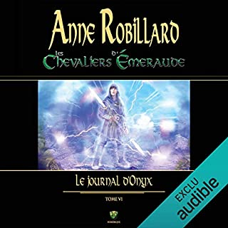 Le journal d'Onyx     Le feu dans le ciel              Written by:                                                                                                                                 Anne Robillard                               Narrated by:                                                                                                                                 Raymond Desmarteau                      Length: 9 hrs and 38 mins     9 ratings     Overall 4.9