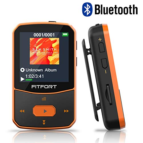 Reproductor MP3 Bluetooth 5.0 - MP3 Bluetooth Running, Sonid